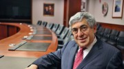 Henry Schein CEO Stanley Bergman as the firm joins the S&P 500 and is named to Forbes best companies list.