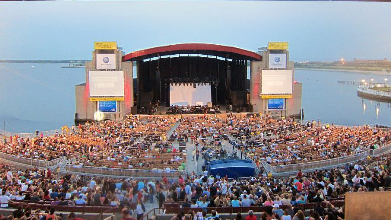 At Jones Beach Theater Northwell Rocks On