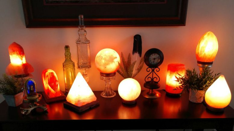 Salt Lamps Spiritual : Kelloley, the startup that finally saw the light - Innovate Long Island